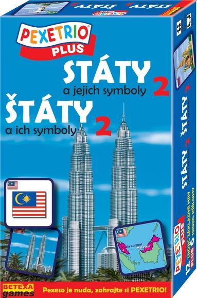 Státy a jejich symboly 2