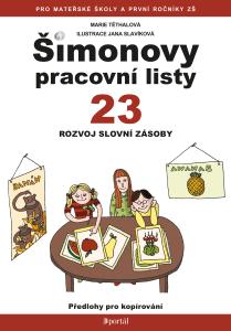 ŠPL 23 - Rozvoj slovní zásoby