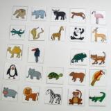 Mini kartičky - Zvířata 2