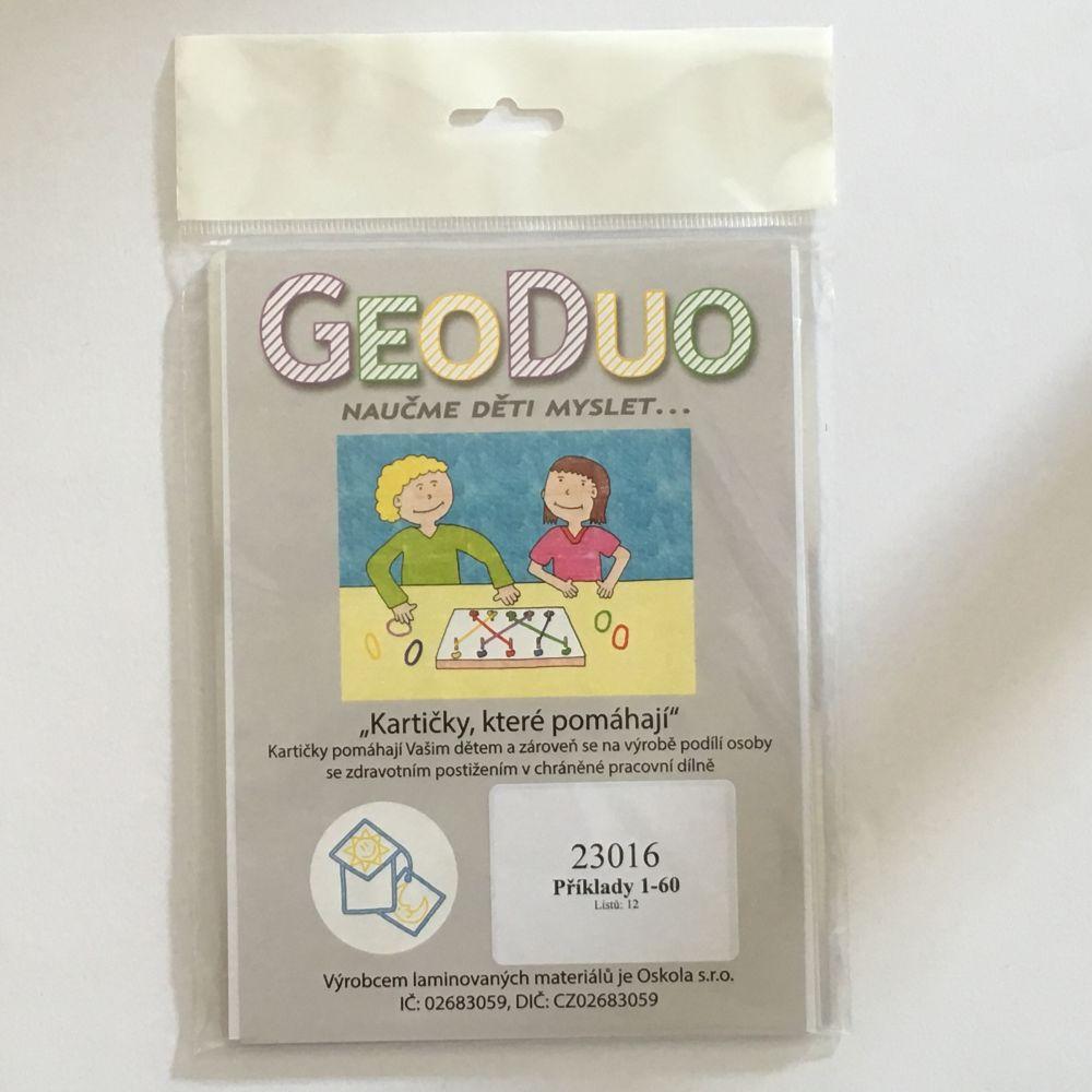 Příklady 1-60 - předloha GeoDuo